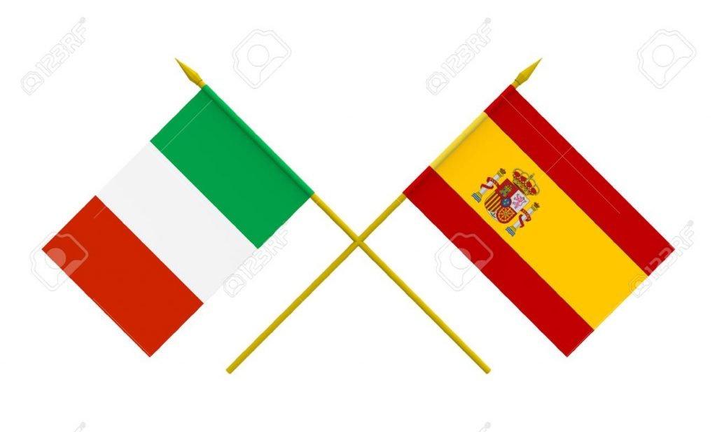 L'Italie et L'Espagne : Le Padel à 4 autorisé dès demain