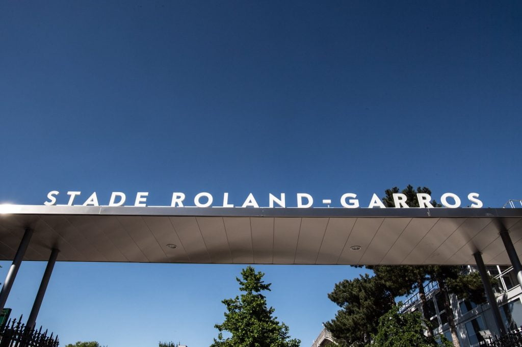 Il club di tennis Roland-Garros è in arrivo?