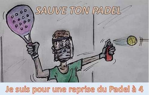 SAVE YOUR PADEL