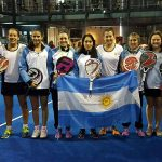 Argentine padel équipe