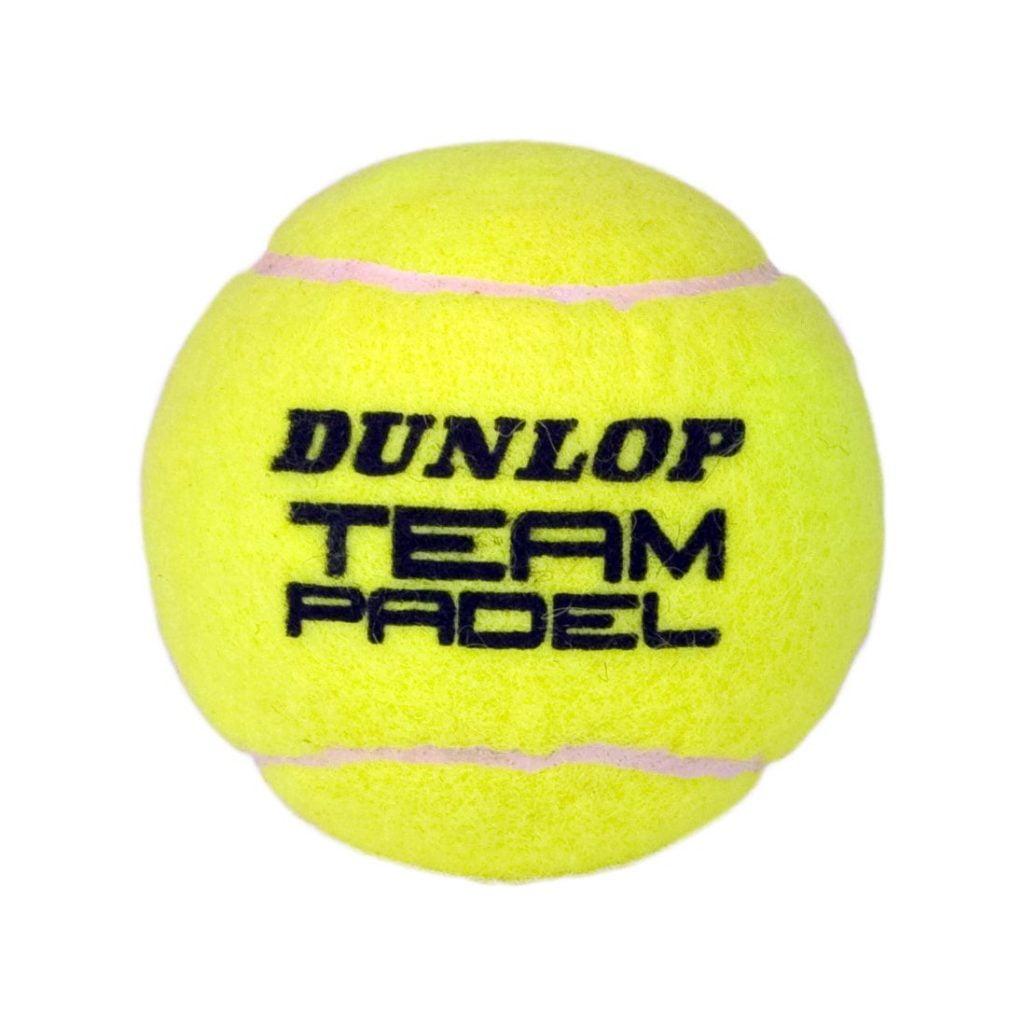 Dunlop Team. Des balles pour entrainements