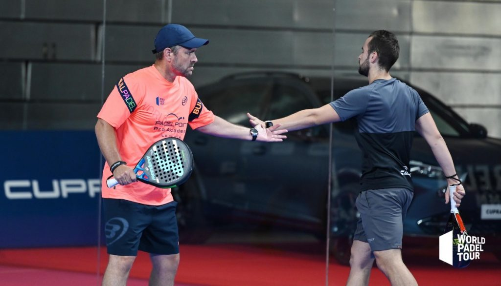 World Padel Tour: 4 de 5 para os franceses
