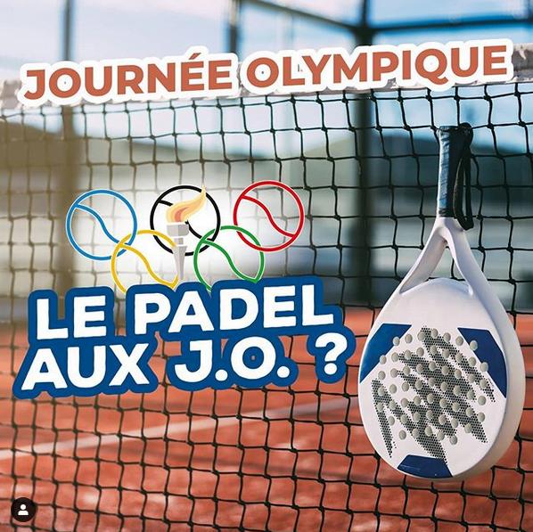 Le padel オリンピックでは、私たちはどこにいますか?
