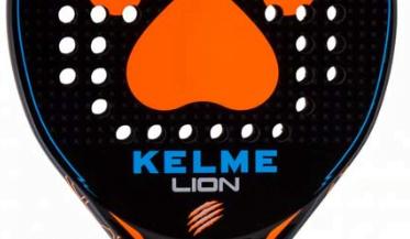 Focus op de Kelme Padel Lion 2020