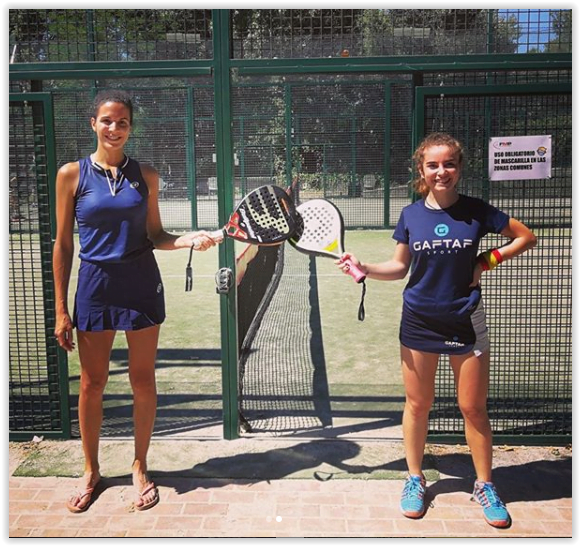 Mélissa Martin remporte un tournoi madrilène
