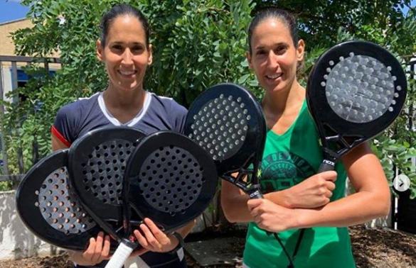 Nox : les jumelles Alayeto testent des palas