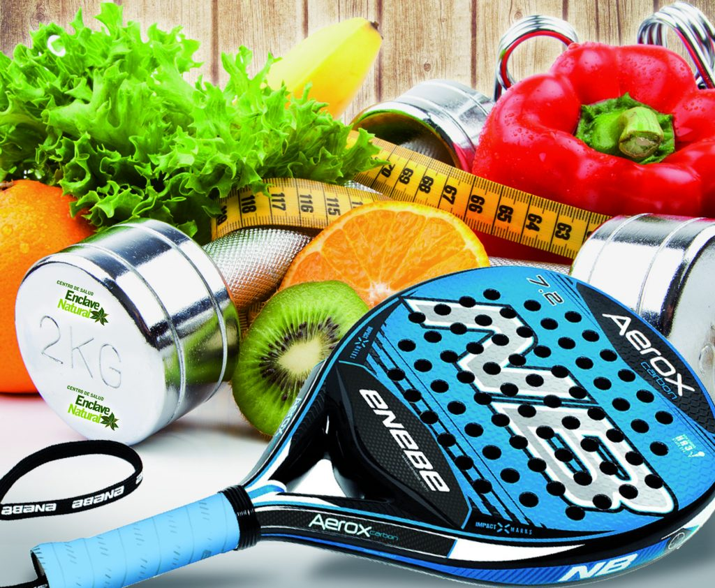 How to lose weight by playing padel?