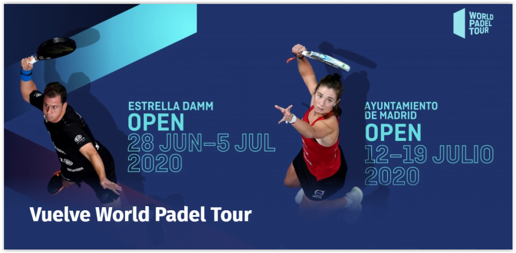 World Padel Tour : l´entrée des cracks