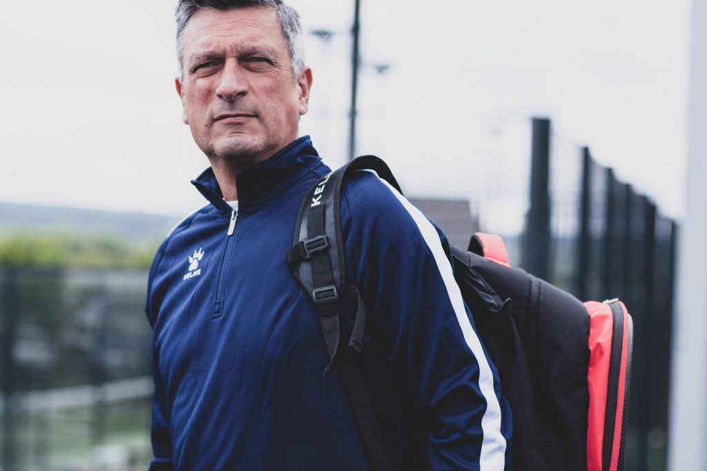 "Stéphane Diez: ""Kelme heeft alles om te behagen"""