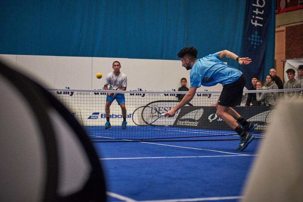 Différences entre touchtennis et tennis