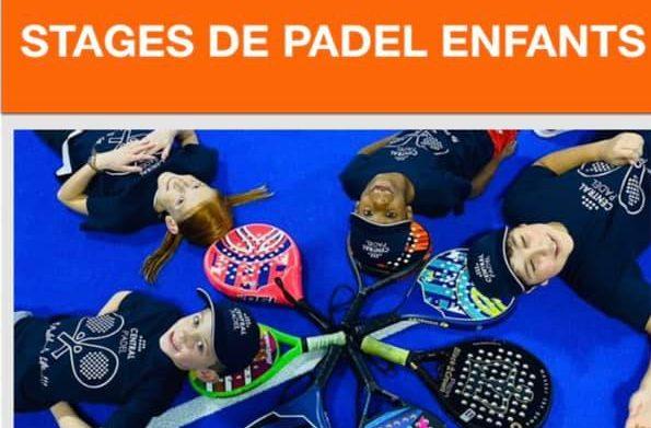 Central Padel Perpignan : Stages Padel