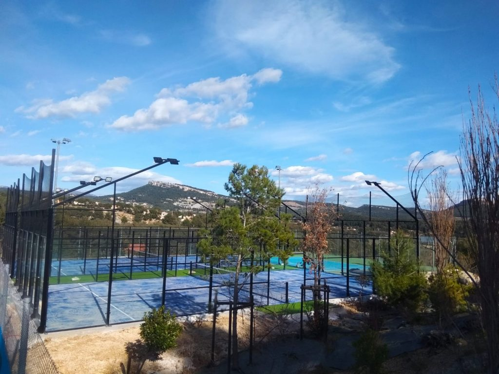 Prospects for healthy padel development