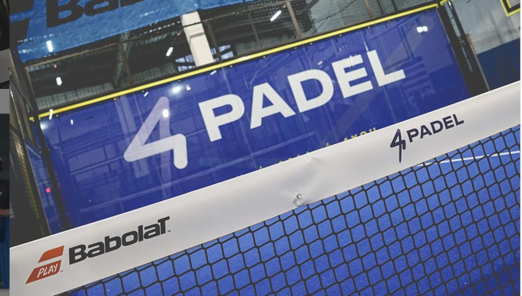 4Padel : a dream internship in Réunion