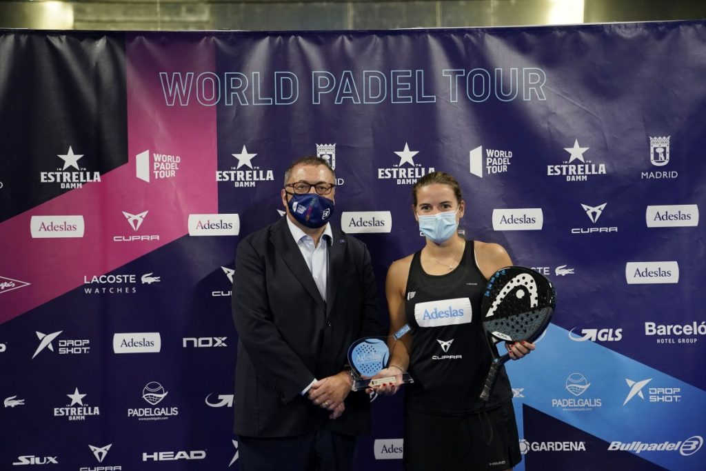 Sánchez World Padel Tour