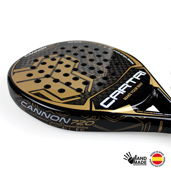 Test Cartri Cannon 720: comfort assoluto!