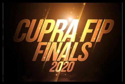 Lancement du Cupra FIP Finals 2020