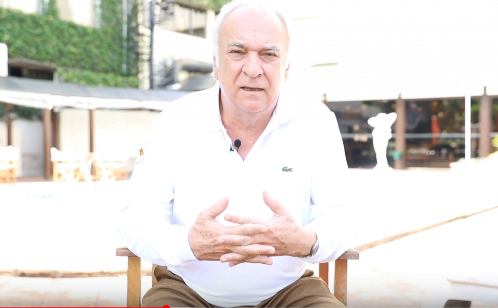 "Hubert Picquier: ""Support and Recovery Plan for padel"""