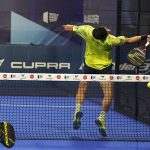Juan Tello smash bullpadel recovery