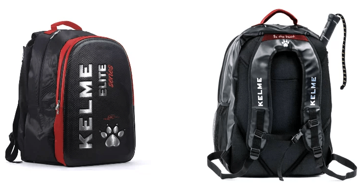 Kelme Padel : des sacs à dos intelligents