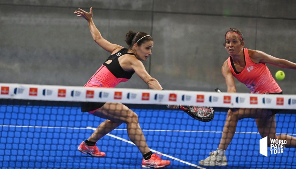 Patty Llaguno Eli Amatriain gestohlen World Padel Tour