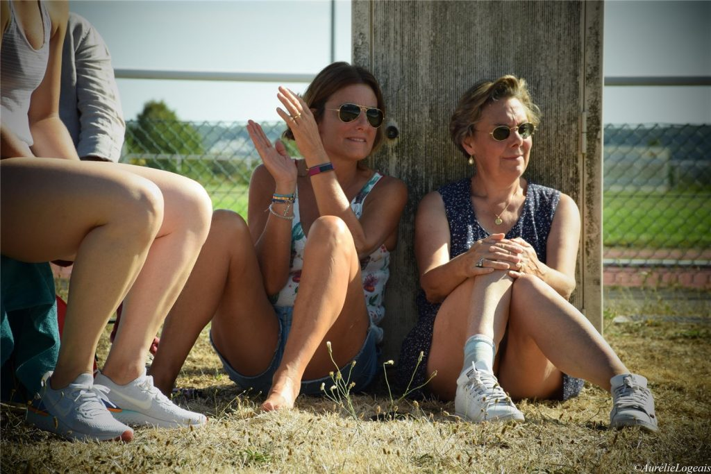 Clube de tênis Valérie e Nathalie Bailly Noisy