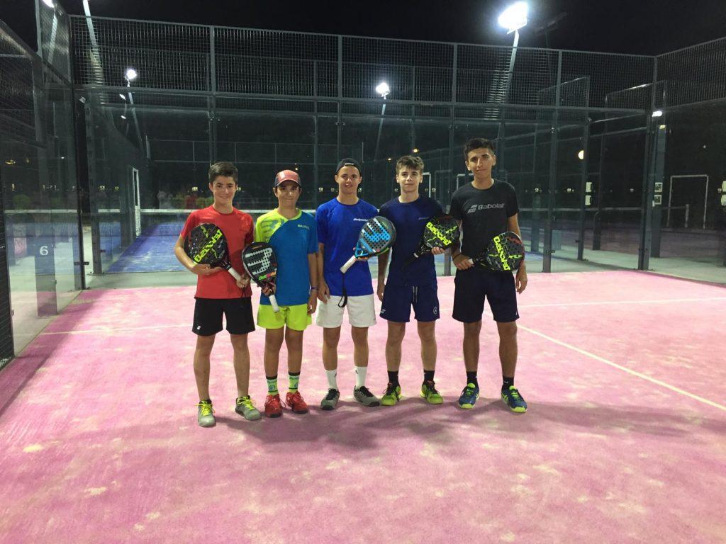 Equipe francesa: jovens promissores!