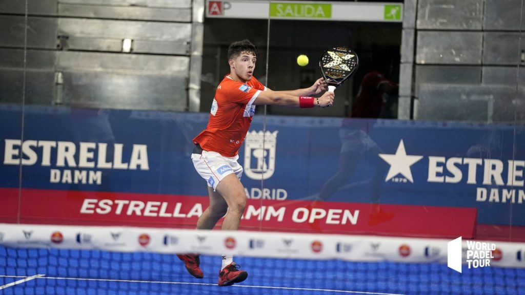 World Padel Tour: inicio del sorteo final