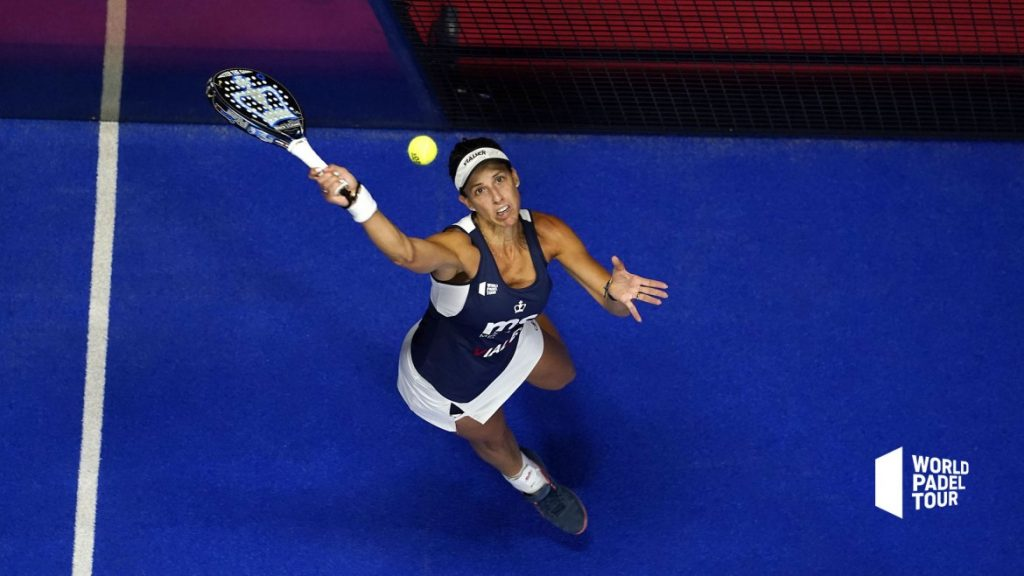 Tableau final dames Vuelve A Madrid Open