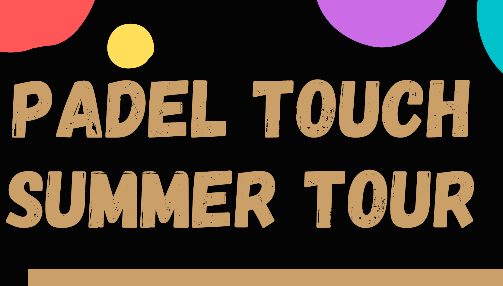Padel Touch: A padel summer in Arcachon!