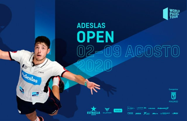 Madrid: the entry of the top seeds