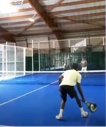 Monfils prefers padel to the American tour