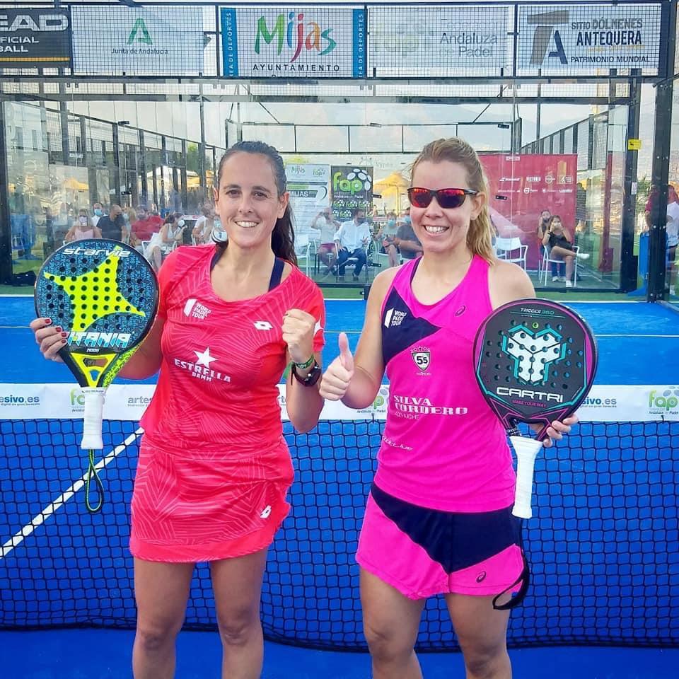 Del Castillo/Perez et De Osso/Martinez aux championnats d'Andalousie