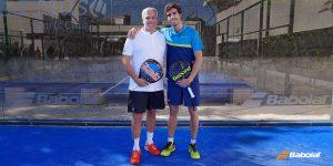 Jorge Rodríguez and Juan Lebron