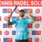 Kevin Farhang tênis padel soleil vitória alegria padel beausoleil