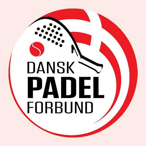 Logo Dansk Padel Forbund