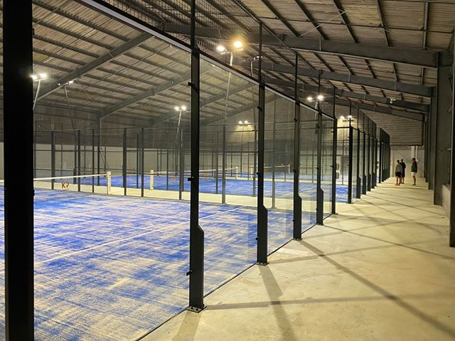 Internship in padel at the Club de l'Adour on August 29 and 30