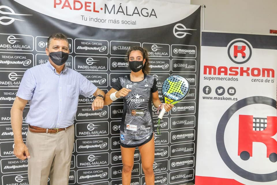 bea gonzalez annonce partenariat maskom