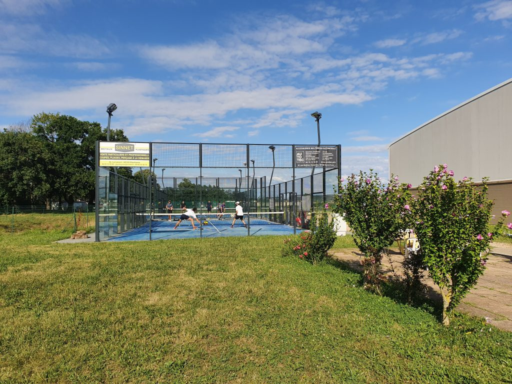 ASPTT GRAND LYON TENNIS PADEL