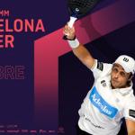 Plakat Estrella Damm Barcelona Meister Belasteguin