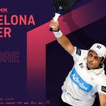 Plakat Estrella Damm Barcelona Mistrz Belasteguin