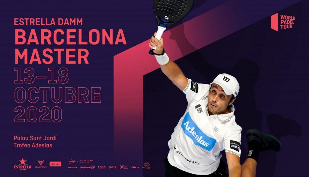 Poster WPT Estrella Damm Barcelona Master 2020