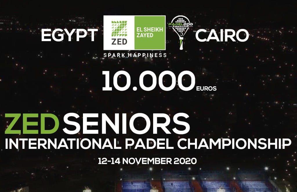 10 € di montepremi per un torneo senior in Egitto!