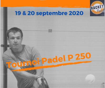 Agenda : Racket Park les 19 et 20 septembre