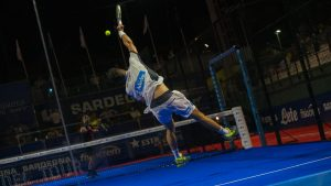 Agustin Tapia Smash world padel tour