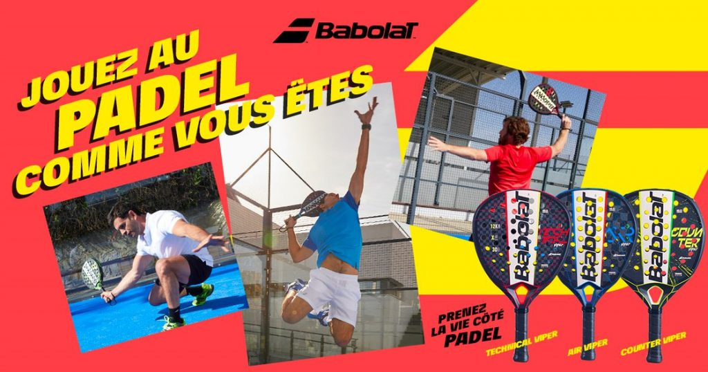 Babolat: a Viper for every type of player