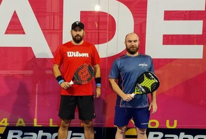 Maigret / Le Panse: the title at 4Padel
