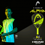 Head Alpha Pro V Sanyo古铁雷斯