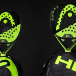 Head Alpha Pro and Alpha Motion yellow anniversary