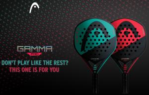 Head Gamma Pro Affiche