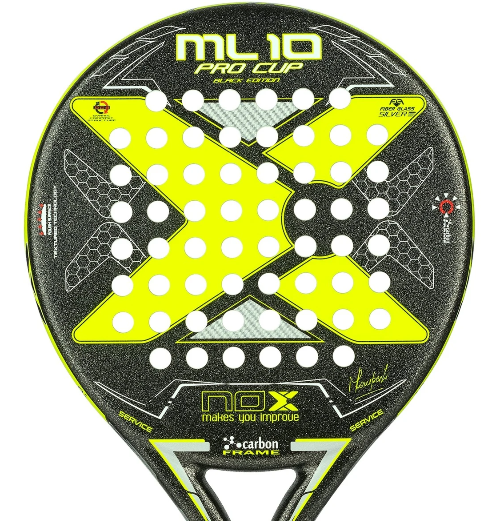 Nox ML 10 Pro Cup Black Edition Arena grezzo